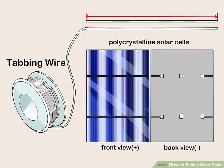 Build Own Electricity With Solar Panels
