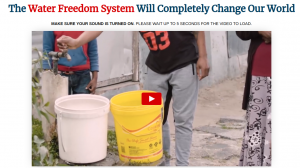 Unbaised Water Freedom System Review